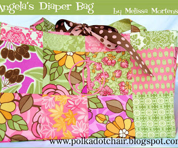 New Diaper Bag Tutorial