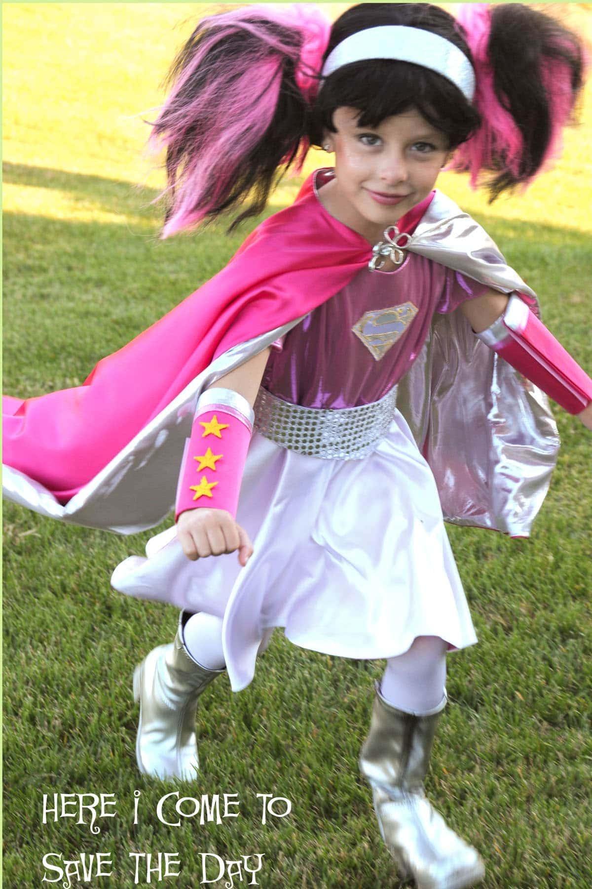 Miss Halloween Costume