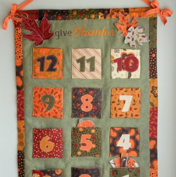 Thanksgiving Advent Ideas GALORE!