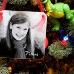 Coaster Photo Ornaments