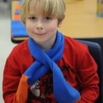 Classroom Party Idea… kids scarves
