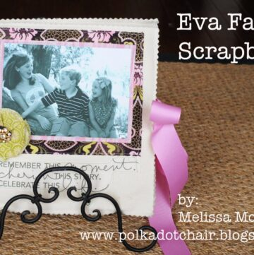 Tutorial: Fabric Scrapbook