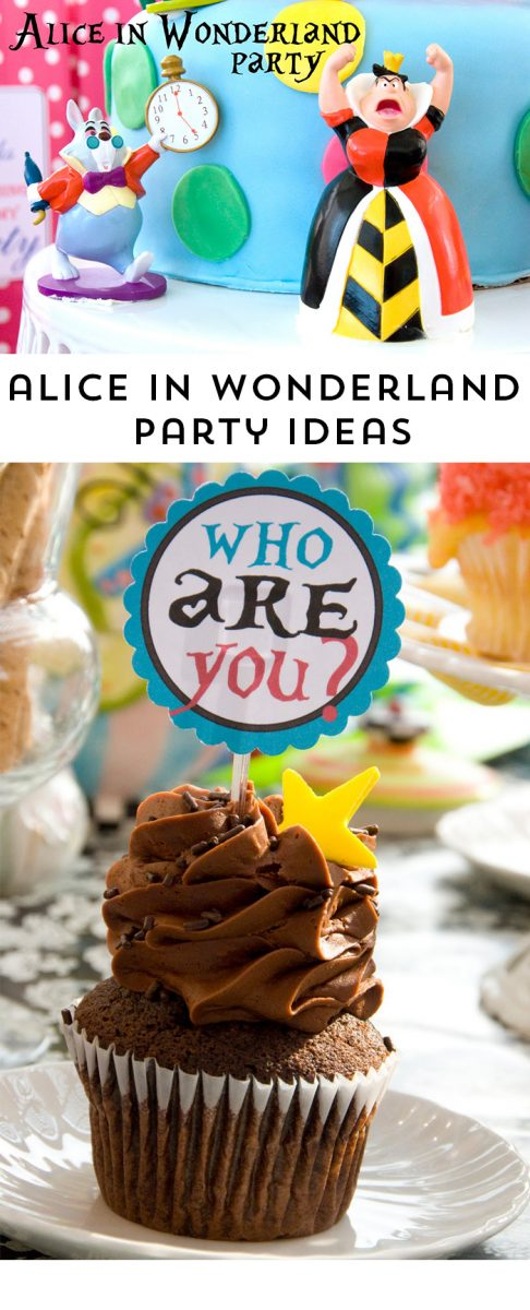 Alice in Wonderland Party Ideas