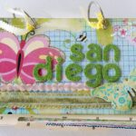 Tuesday Tutorial: Mini Flip Book Vacation Album