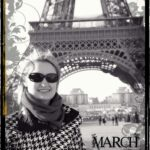The One where I get to see the Eiffel Tower….
