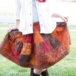 Tuesday Tutorial, Patchwork Skirt