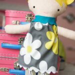 Fabric Doll & Mini Quilt
