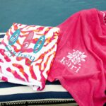 Gussied up Beach Towels