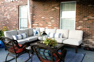 Tips for creating an outdoor room