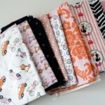 Handmade Christmas Quilt Along: Step One Fabric