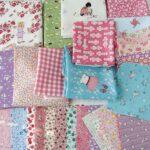 Handmade Christmas Quilt Along: Step One