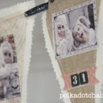 Printable Fabric Halloween Banner