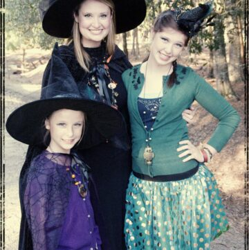 Unique Witch Costume Ideas for Halloween