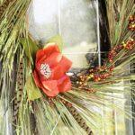 Blingy Autumn Wreath