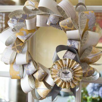 Grateful Wreath Tutorial