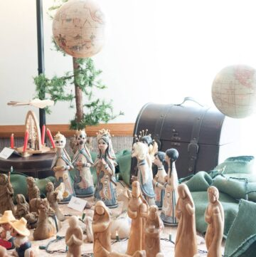 Tips for Planning a Festival of Nativities