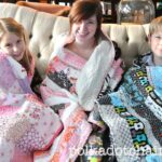 3 Kids 3 Quilts for Christmas