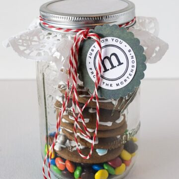 Cookies in a Jar- neighbor gift