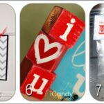 Valentine's Day Crafts Round Up #4