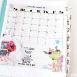 Easy DIY Planner & Sketchbook
