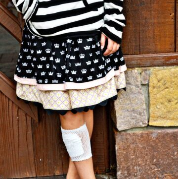 A Princess Skirt