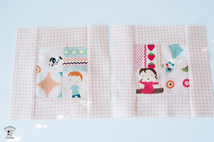 Free sewing tutorial for a patchwork pincushion. Such a cute pincushion pattern to sew