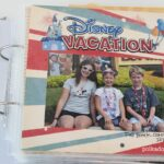 A Disney Vacation Album DIY that you are going to LOVE