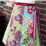 Fat Quarter Skirt Tutorial