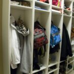 Make your own mud room lockers…