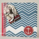 Nautical Chic Mini Album