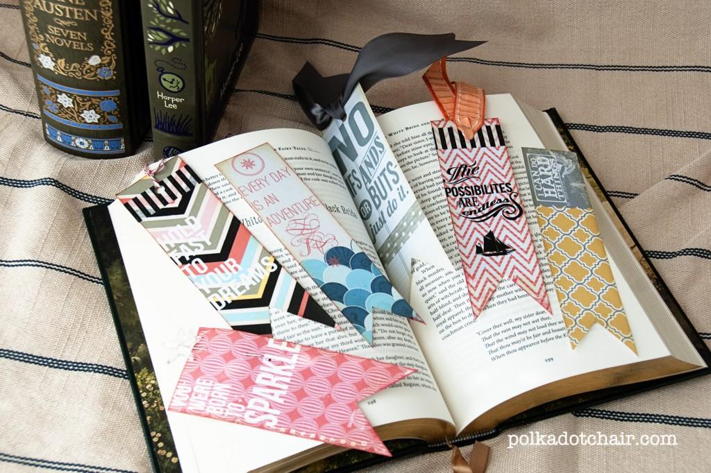 Cute Printable Bookmarks