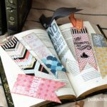DIY Bookmarks using Rhonna Designs Art