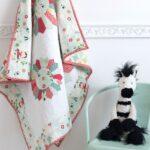 Tutorial: Dresden Baby Quilt