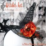 Make your own Witch's Hat Fascinator