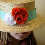Make your own Kids Kentucky Derby Hat