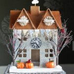 "DIY Glitter House, ""A Grateful Home"""