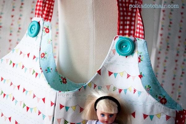 Little Girl Purse Pattern