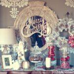 "Vintage ""ish"" Christmas Display"
