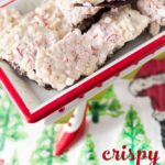 Crispy Peppermint Bark