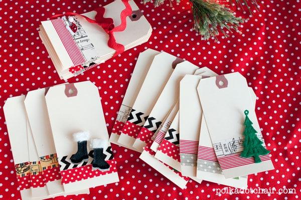 Easy DIY Gift Tags