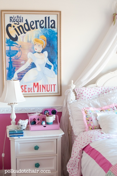 girls bedroom ideas pink