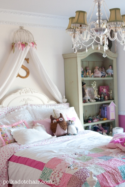 Girls Bedroom Idea