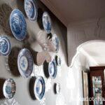 Plate Wall Display Idea