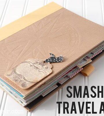 Smash Book Travel Album