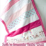 Soft n Snuggly Baby Quilt Tutorial