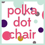I read the Polkadot Chair!