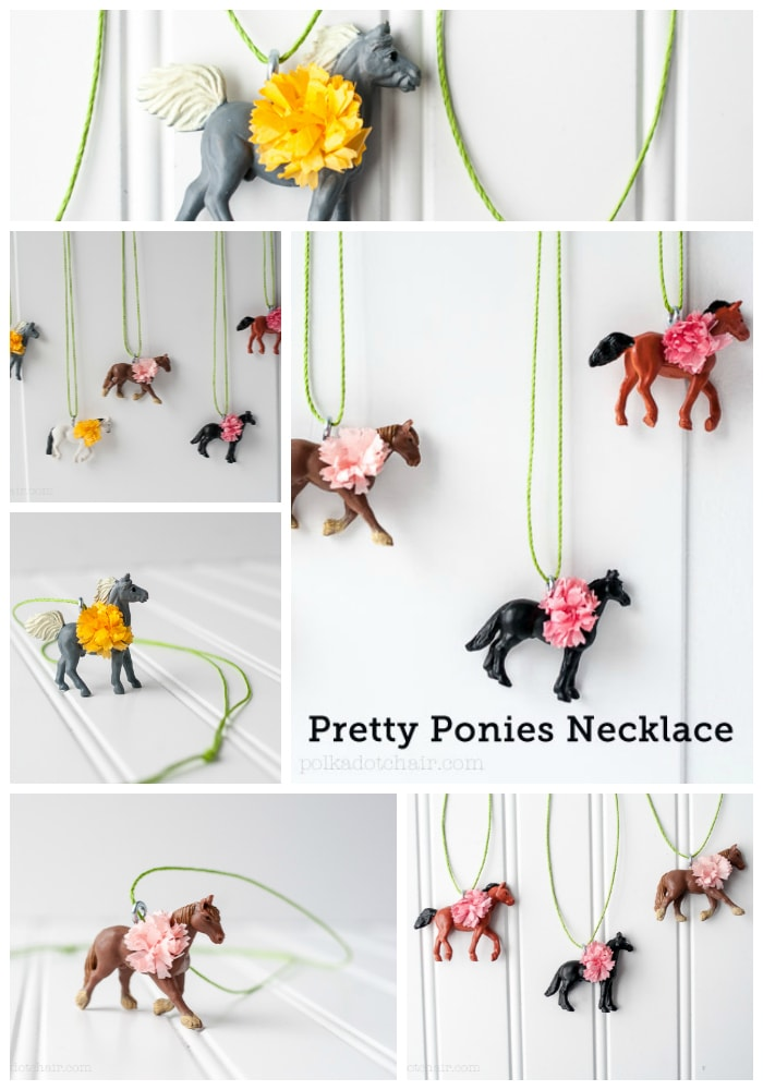 Horse Party Craft