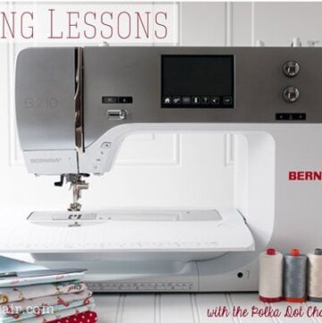 Learn to Sew in 2014