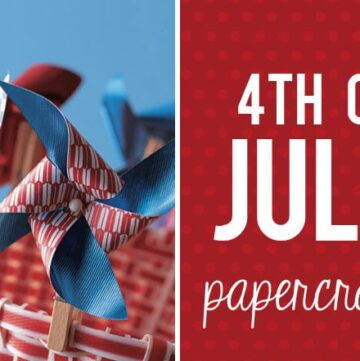 DIY 4th of July Paper Crafts