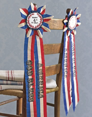 Diy 4th Of July Paper Crafts The Polka Dot Chair